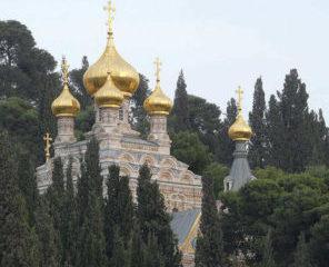 circuit jordanie jerusalem