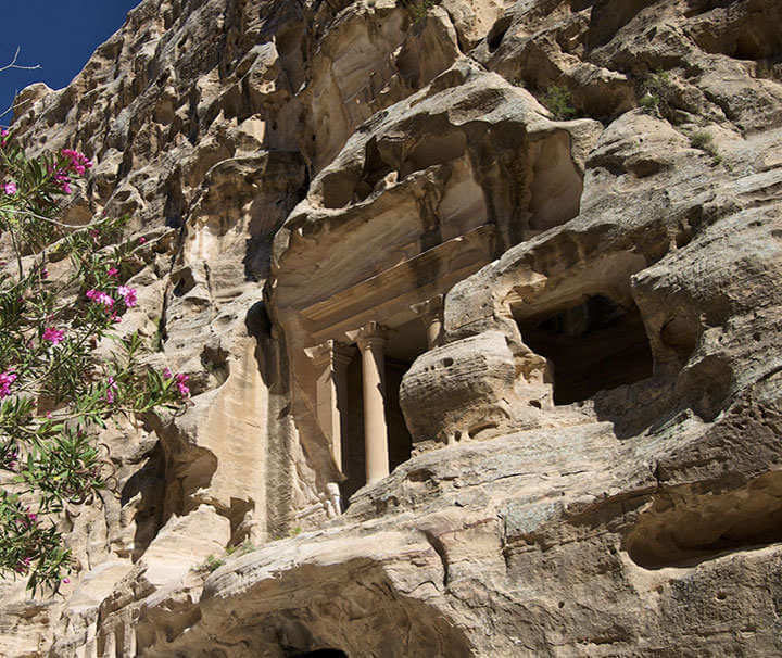 voyage petra jordanie