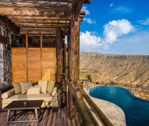 oman hotel de luxe alila jabal akhdar hotel