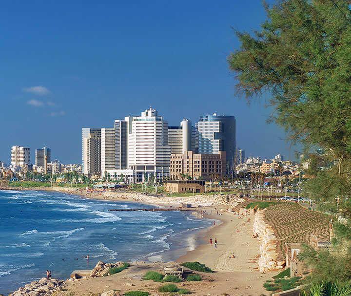 circuit en israel